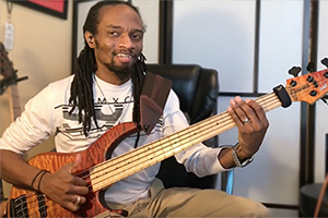 Exclusive FBPO Interview with Justin RainesFor Bass Players Only